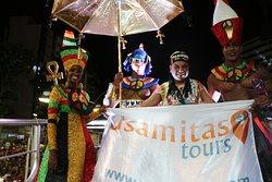 Usamitas Tours - Usama Saber e Delma Santos