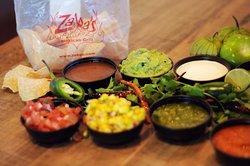 Ori' Zaba's Scratch Mexican Grill on E. Flamingo
