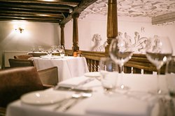 The Gallery Restaurant at Boringdon Hall