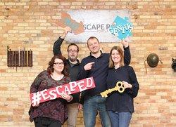 Escape Rooms Portland Michigan