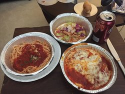 Joes Pizza Pasta & Subs