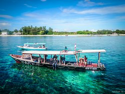 3W Dive - Centre de Plongee - Gili Air