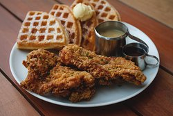 Cow & Chicken