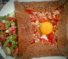 Crêpe in touch