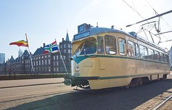 Tourist Tram The Hague