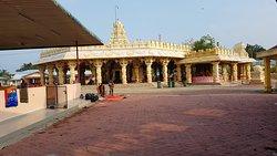 Beautiful temple at maran