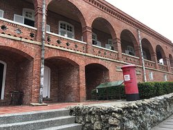 The British Consulate At Takao