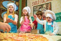 Детские мастер-классы в SUOLO ITALIANO