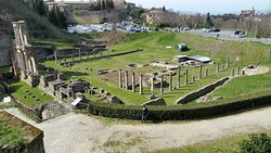 Teatro Romano (Roman Theater & Baths)