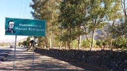 Til Til, Provincia de Chacabuco, Chle. Parque Manuel Rodrìguez.