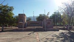 Til Til, Provincia de Chacabuco, Chle. Altar a Manuel Rodrìguez.
