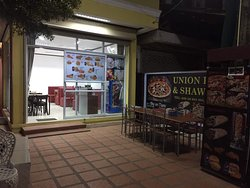 Union Pizza and Shawarma