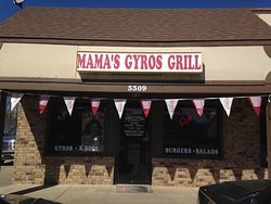 Mama's Gyro's Grill