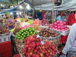Badung Market Dempasar Bali