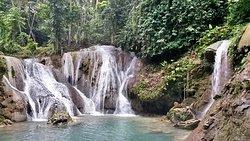 Kinahugan Falls