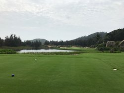 神州半岛高尔夫球场