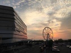 Conrad Manila @ Sunset