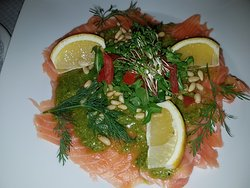Fisch Restaurant Blanke