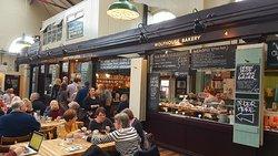 Altrincham indoor Market
