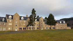 Beautiful and peaceful Loch Tummel hotel