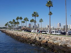 Long Beach Waterfront