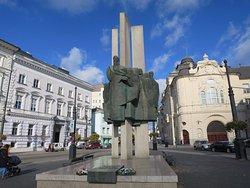 Ludovít Stur Statue