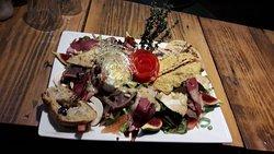 Salade gourmande !