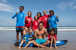 Quiksilver Bali Surf Academy