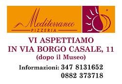 Pizzeria Mediterraneo Norcinoteca
