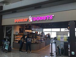 Dunkin Donut Incheon Airport Kiosk 3 Store