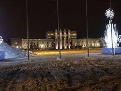 Kubychev Square