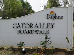 Gator Alley Boardwalk