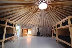 A La Belle Etoile - Yourtes / Yurt de la CJA