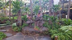 Princess Bernice Pauahi Statue