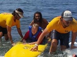 Hawaii Lifeguard Surf Instructors