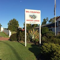 BK's Counties Motor Lodge