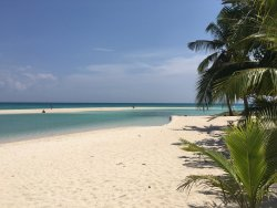 Best beach front in Bantayan!