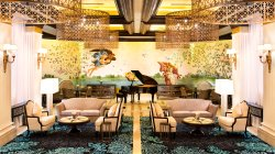Lobby Lounge The Castle Hotel, A Luxury Collection Hotel, Dalian
