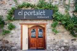 restaurant el portalet