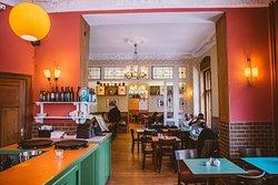 Cafe-Restaurant Datscha X-Berg