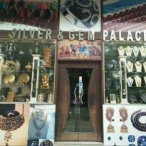 Silver & Gem Palace