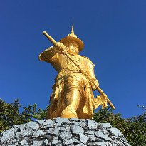 Statue of King Bayinnaung
