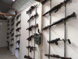 Cambodia War Remnant Museum