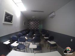 Sala de aula do CTA