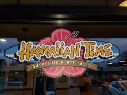 Hawaiian Time