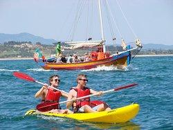 lagos kayaking