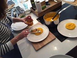 L'Atelier Cuisine de Mathilde