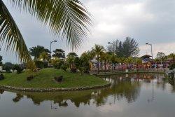 蒂蒂旺莎湖濱公園
