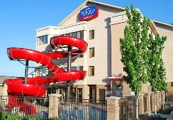 Fairfield Inn & Suites Kelowna