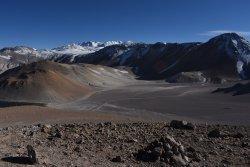 Crater del Inca